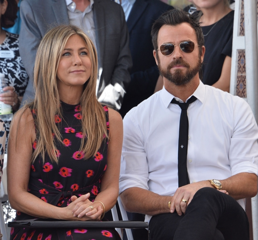 Justin Theroux Married, Wife, Children