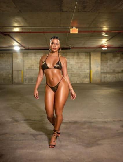 Katya Elise Henry Height, Weight, Size