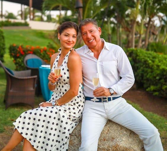 Liberte Chan Engaged, Partner, Husband, Divorce