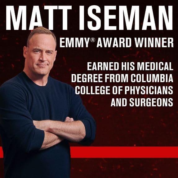 Matt Iseman Salary, Income, Net Worth, Wife