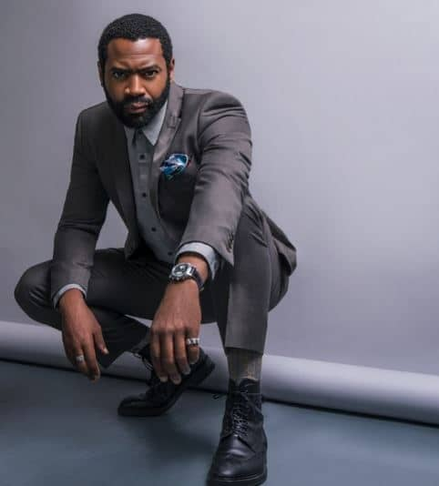 Nicholas Pinnock Married, Wife, Partner, Children
