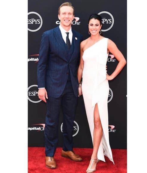 Nick Foles Wedding, Married, Wife, Children