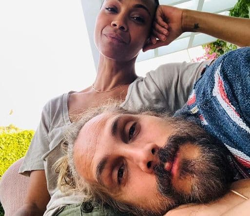 Zoe Saldana Married, Husband