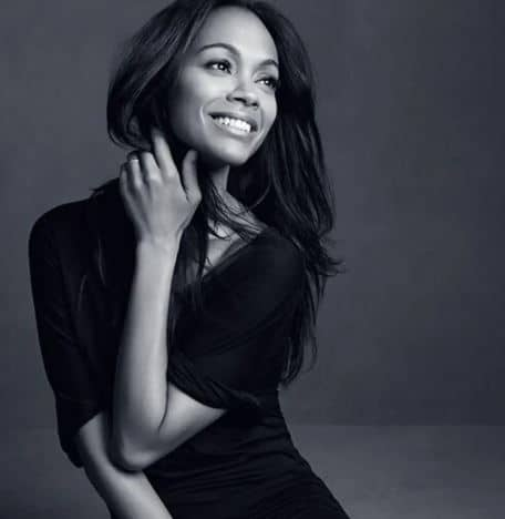 Zoe Saldana Salary, Actress, Net Worth