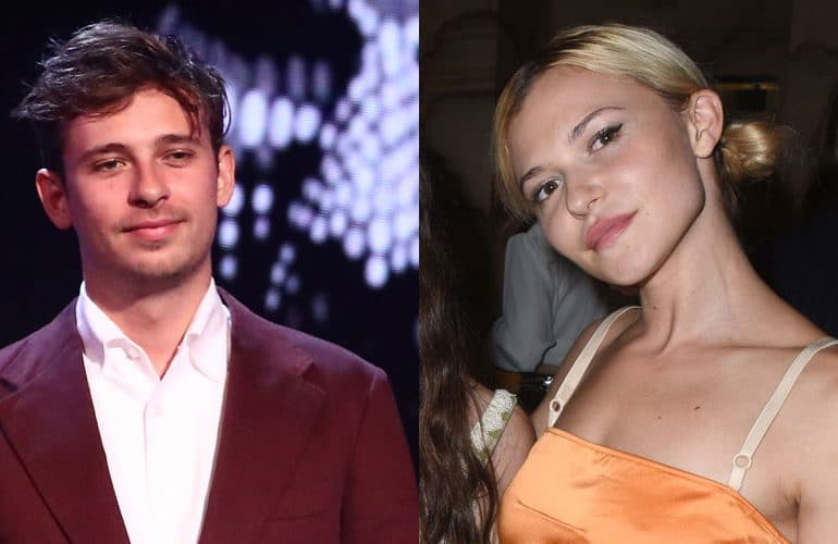 Flume Dating, Girlfriend, Paige Elkington