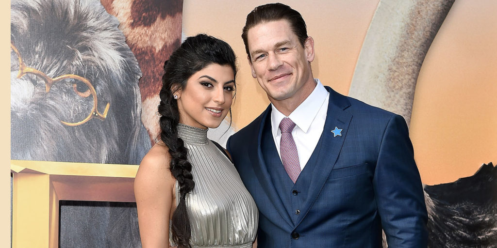 Shay Shariatzadeh John Cena, Husband, Married