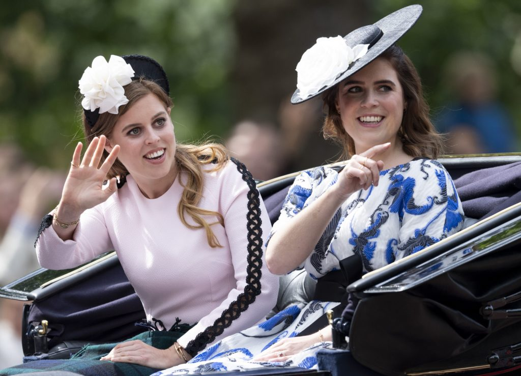 Princess Eugenie Sister Princess Beatrice, Siblings, Family