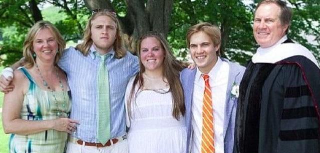 Amanda Belichick Family, Parents, Siblings