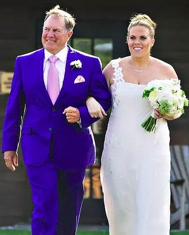Amanda Belichick Relationship, Dating, Married