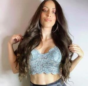 Amira Lollysa Body Size, Height, Weight
