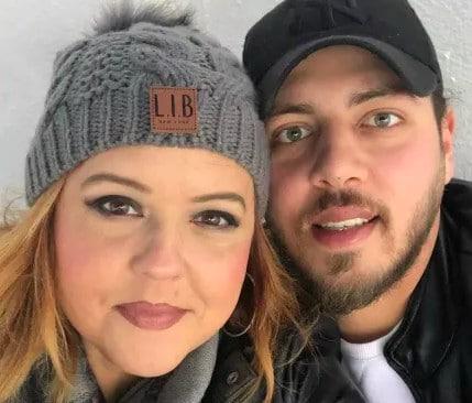 Rebecca Parrott Relationship, Husband, Married
