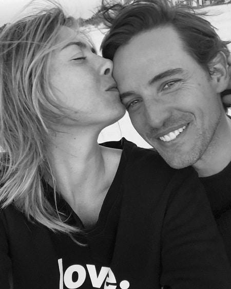 Alexander Gilkes fiancee, engagement