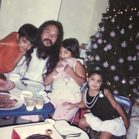 Andrea Brillantes family