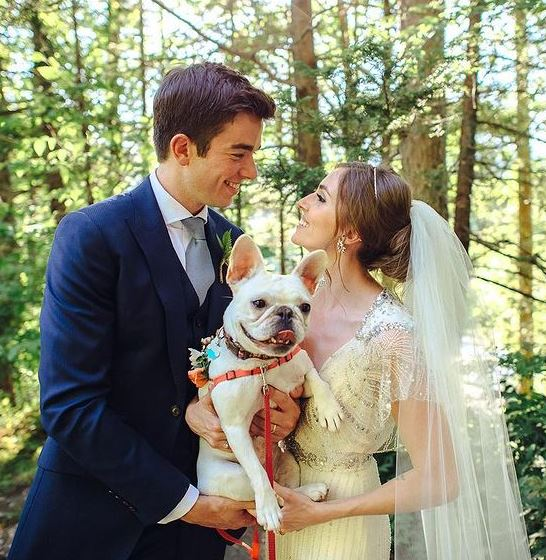 Annamarie Tendler husband