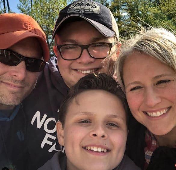 Carter Rubin Parents, Family, Siblings
