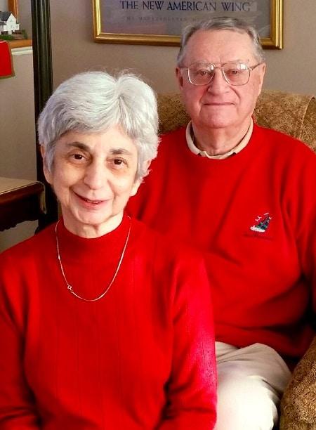 Cindy Fitzgibbon parents