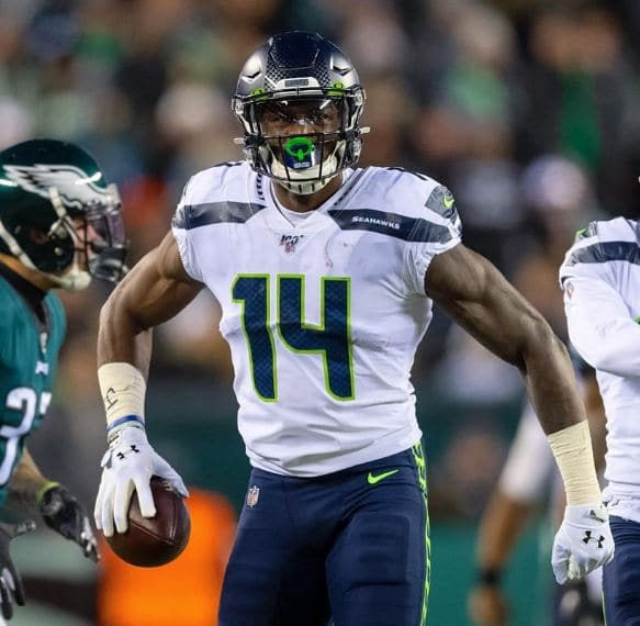 DK Metcalf Net Worth, Salary, Income, Stats