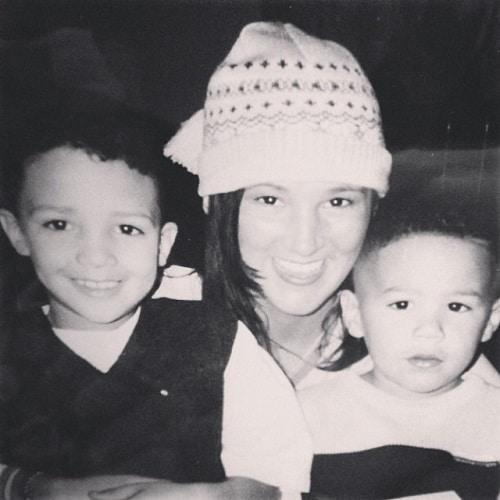 Devin Booker family