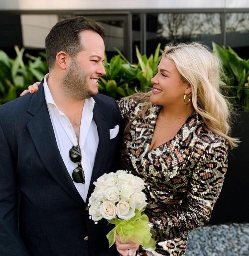 Heather McMahan husband, wedding