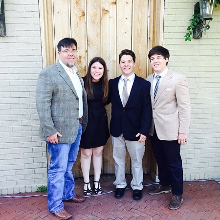 Jacob Mayo family, parents, siblings