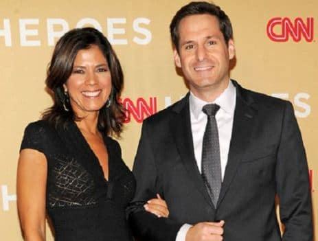 John Berman Wife, Married, Kerry Voss