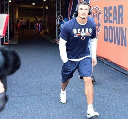 Mitch Trubisky Age, Height, Ethnicity, Parents