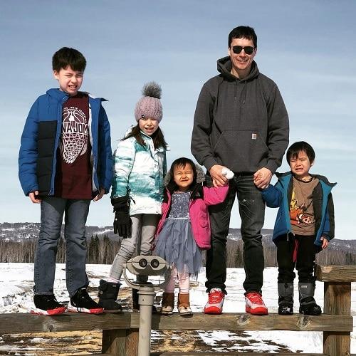 Ricko DeWilde children