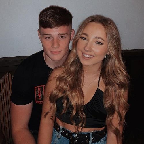 Ruby O'Donnell boyfriend