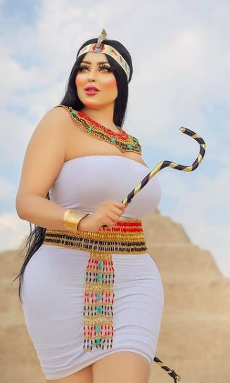 Salma El-Shimy Body Size, Height, Weight