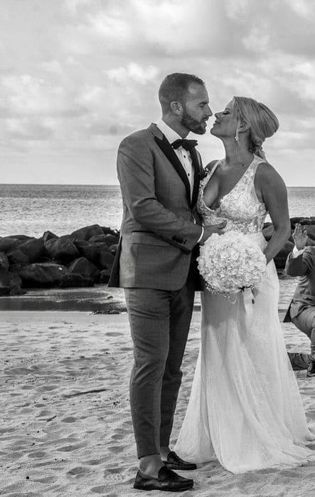 Sherry Holmes husband, wedding