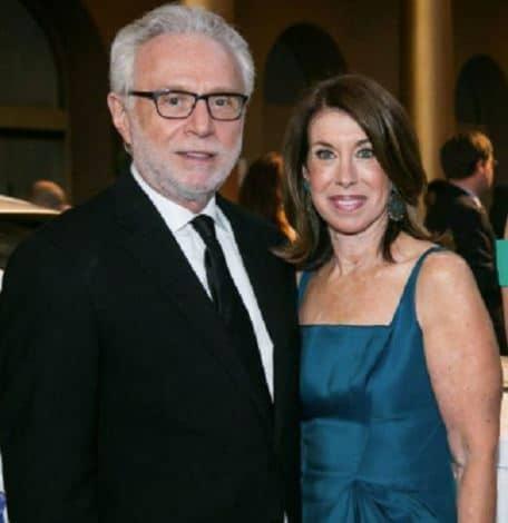 Wolf Blitzer Married, Wife, Lynn Greenfield