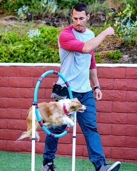 Brandon McMillan animal trainer