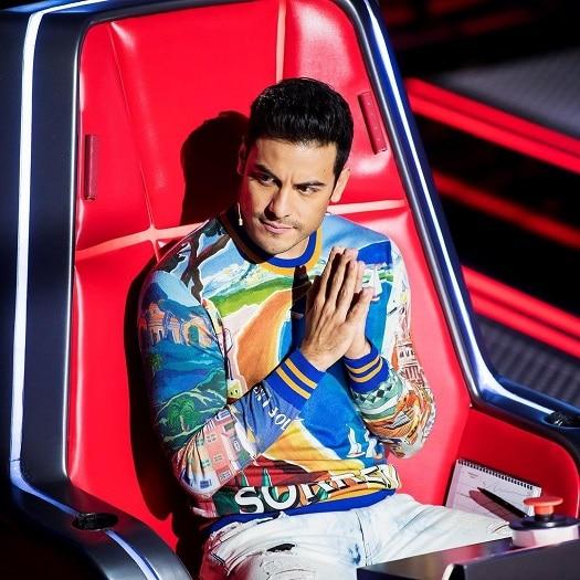 Carlos Rivera The Voice
