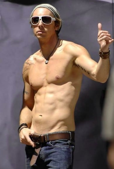Dax Shepard Body Measurement, Height, Weight