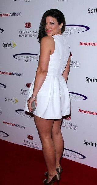 Gina Carano Body Size, Height, Weight