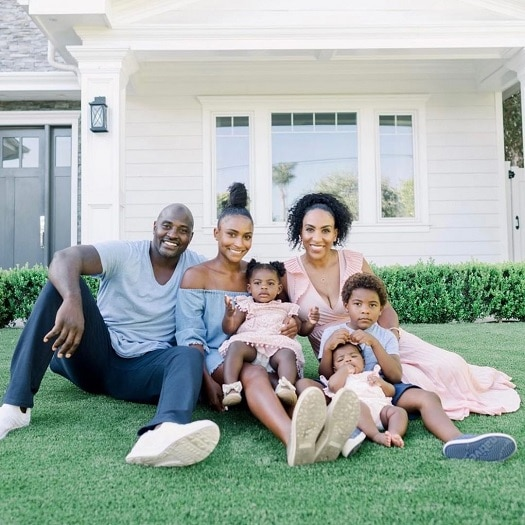Marcellus Wiley children, wife, family