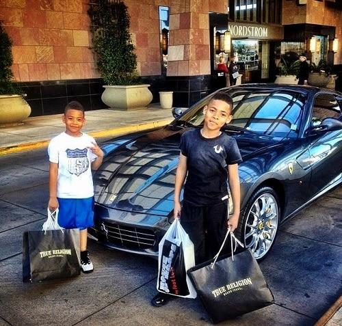 Philthy Rich children