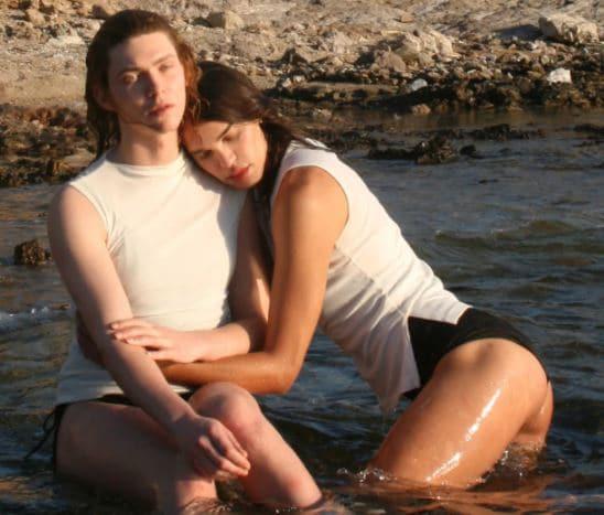 Sophie Xeon and Tzef Montana