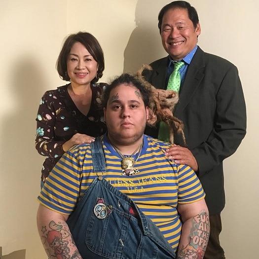Fat Nick parents