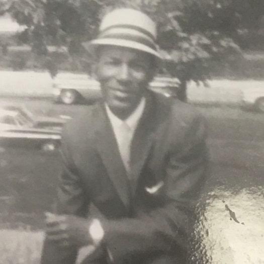 Hezekiah Walker father