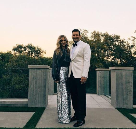 Tony Romo Bio, Wiki, Net Worth, Wife