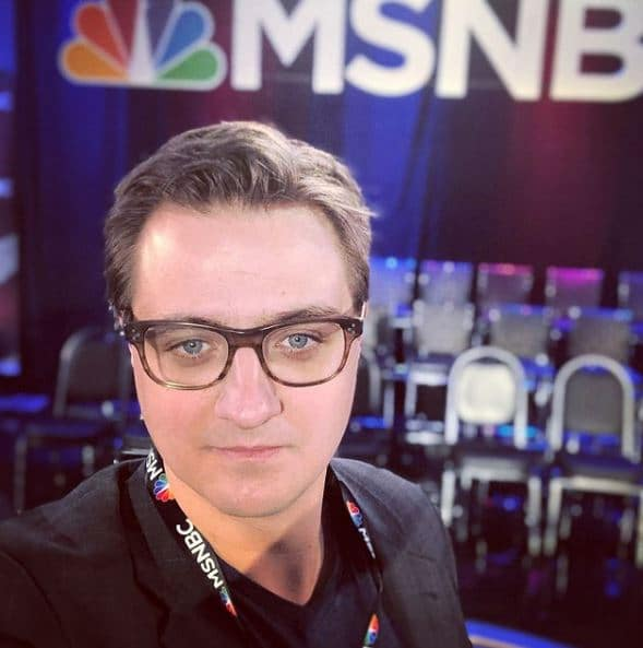 Chris Hayes Net Worth, Salary, Income