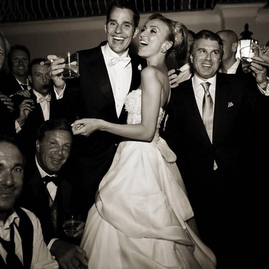 Giuliana Rancic husband, wedding