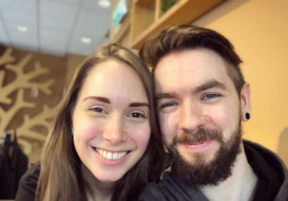Jacksepticeye Wedding, Partner, Wife