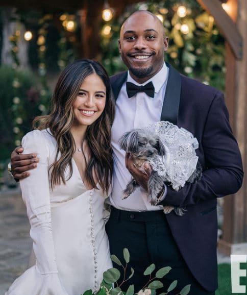 Joshua Rhodes Married, Wife, Wedding