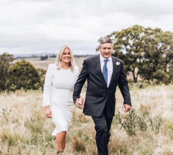 Samantha Armytage Married, Husband, Children
