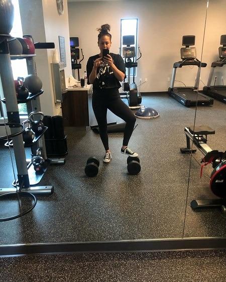 Antonia Lofaso weight