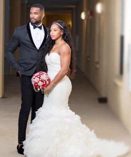 Bianca Belair Married, Husband, Children