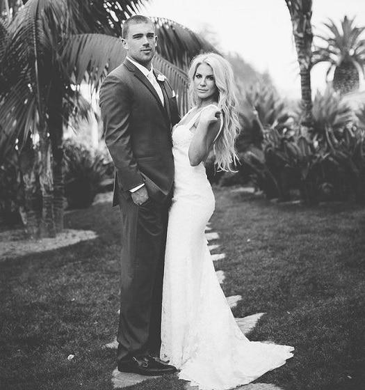 Julie Ertz husband, wedding