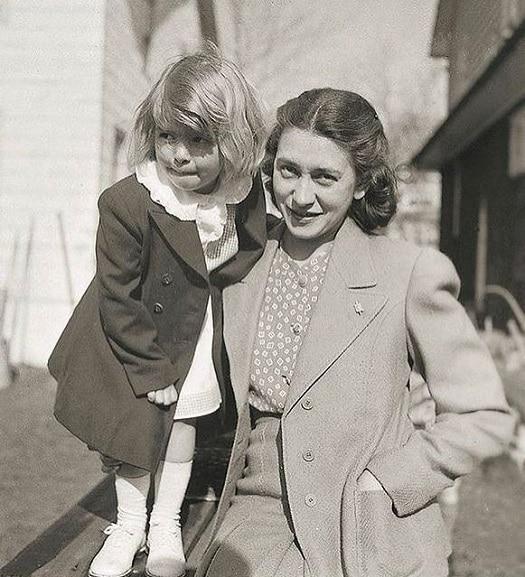 Martha Stewart mother